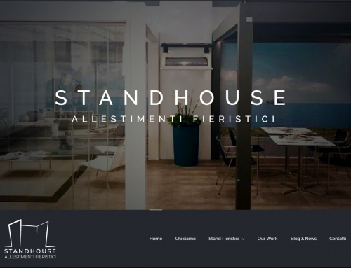 SITO STANDHOUSE ONLINE!