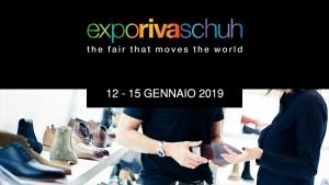 EXPO RIVA SCHUH GENNAIO 2019 @ Riva del Garda Fiere