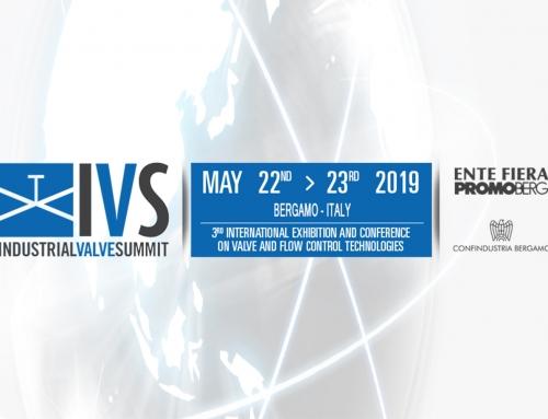 FIERA IVS BERGAMO 22-23 MAGGIO 2019
